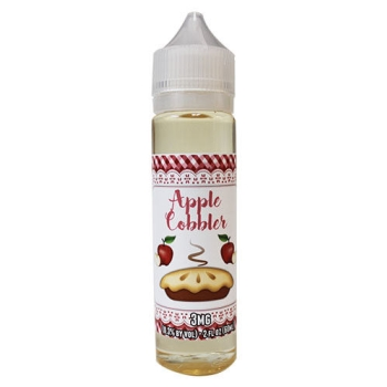 cobbler, apple, peach, blueberry, crust, premium, juice, eliquid