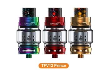 SMOK, PRINCE, TFV12, TANK, BIG, V12, 8ML, SMOKTECH, SMOKTECK