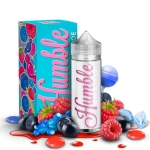 BERRY, BUBBLEGUM, GUM, LOLLIPOP, BLOW, DOE, HUMBLE, BERRIES, STRAWBERRIES, BLUEBERRY, ELIQUID