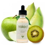APPLE, KIWI, NAKED100, NAKED, 100, EJUICE, E-JUICE, E-LIQUIDS, GREEN, BLAST