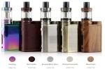 pico, istick, eleaf, mod, red, crackle, dazzling, rainbow, woodgrain, brushed, silver