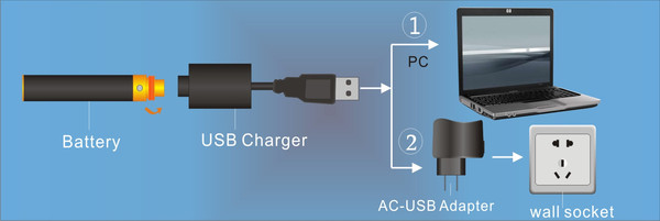 Charge eGo Battery